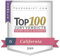 top verdict personal injury law award